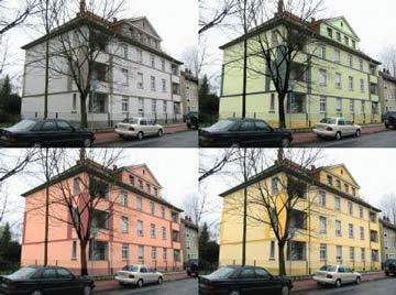 Couleurplus logiciel de simulation et de mesures for Simulation couleur facade